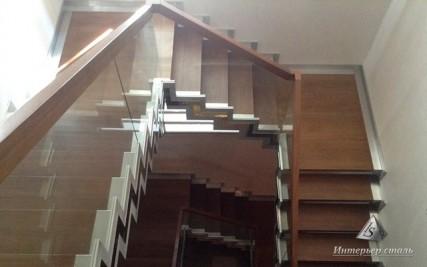 Интерьерная лестница. Лестницы Барнаул