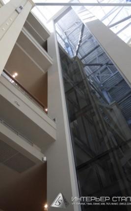 Стеклянные перегородки, перегородки из стекла в Барнауле
